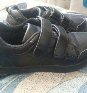 Обувь школьная детская