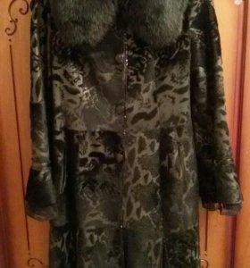 Итальянское пальто демисезонное