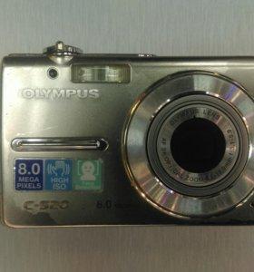 Фотоаппарат Olympus C520