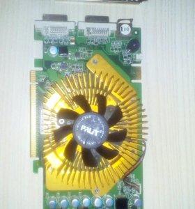 Видеокарта GeForce 9800 GT