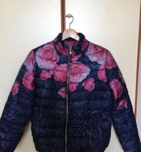 Куртка женская демисезон(новая)