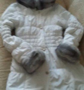 Куртка ( размер42-44).