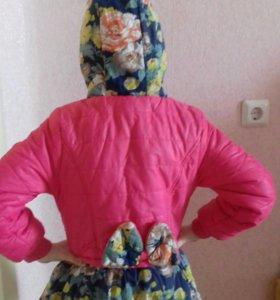 Весна куртка