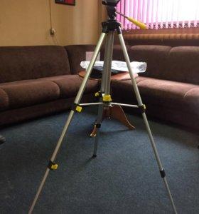 Штатив для нивелира лазер и оптич с элевац гол