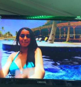 Новый телевизор Orion