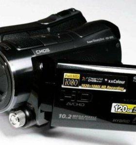 видеокамера Sony HDR-SR12