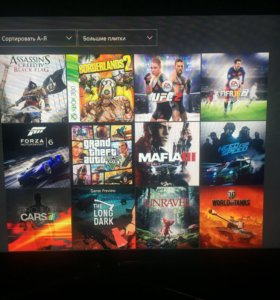Xbox One+Mafia 3+GTA V+2 геймпада
