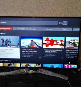 """Samsung 50"""" 4K UHD Smart TV UE50KU6072U"""