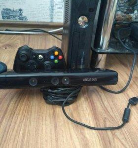 Xbox360+kinect, в идеальном состоянии