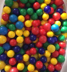 шарики для сухого бассеина