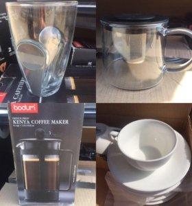 Продам посуду: кофейная пара (чашка с блюдцем)