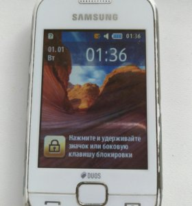 Samsung GT-C3312 Duos