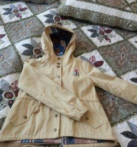 Детская куртка, ветровка 110-116