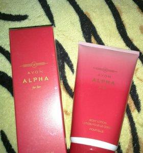 Набор Avon Alpha