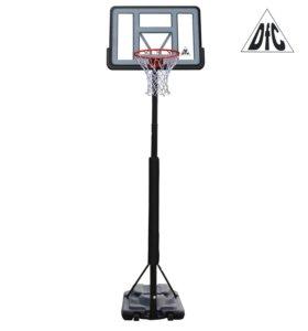 Мобильная баскетбольная стойка dfc 44