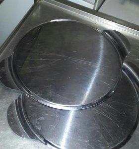 металические кондиреские подносы (тортовницы)