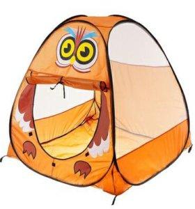 Новая игровая палатка