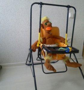 Качелька+стульчик