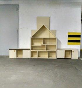 Мебель детская Встроенная