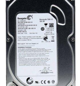 Жесткий диск Seagate 320