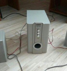 Колонки акустические sven sps-820
