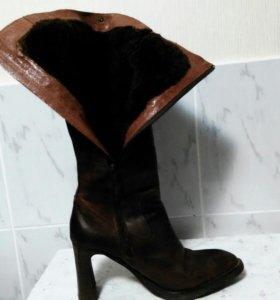 Зимние сапоги 39 размера, Испания