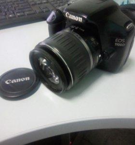 Canon 1100 + комплект