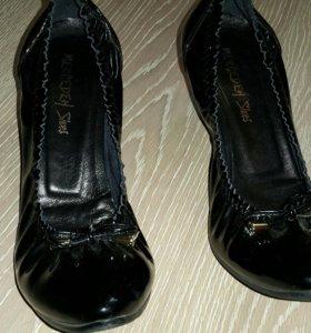 Балетки/туфли Vera Gamma (Mercedeh shoes)