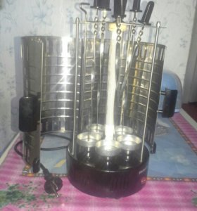Електрошашлычница Rolsen