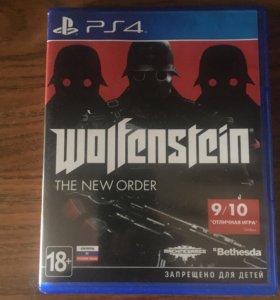 Wolfenstein ps4