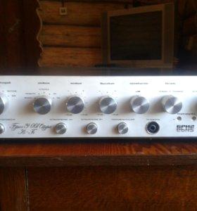 Усилитель БРИГ-У-001 стерео Hi-Fi