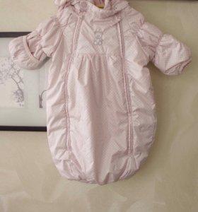 Конверт для новорождённого baby Go
