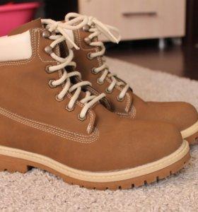 Мужские ботинки осенние