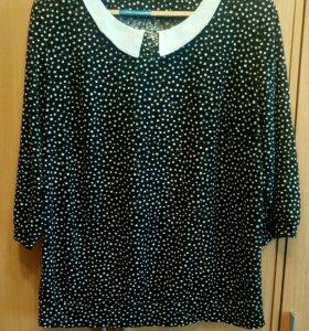 Блуза-кофта