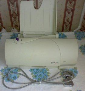 Принтер (LPT) струйный Lexmark 5700