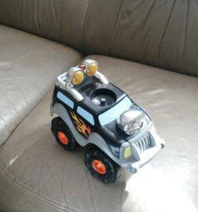 Машина-джип детская