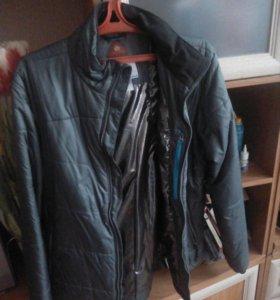 Подростковая куртка, размер М ( каламбия),