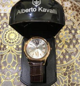 Часы Alberto kavalli новые