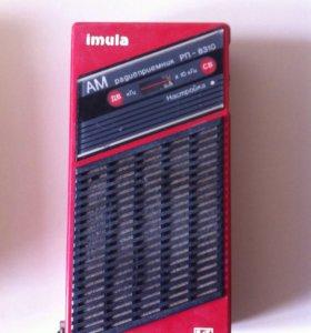 Радиоприемник Имула-РП8310