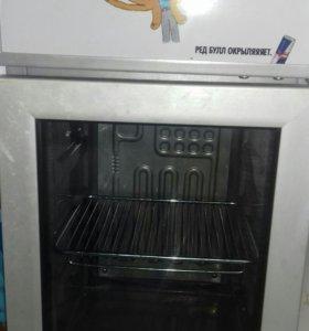 Холодильник Ред Булл