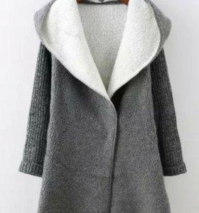 Новое пальто-кардиган