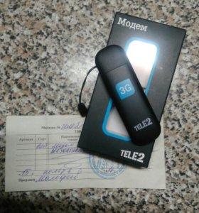 USB Модем 3G Tele2