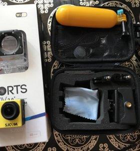 Экшен камера SJCAM 5000 wi fi