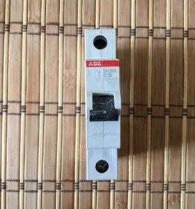 Автоматический выключатель ABB 10A