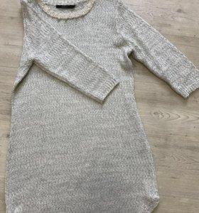 Платье- свитер Befree, L