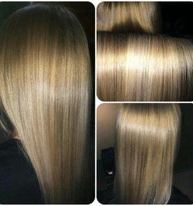 Ботокс для волос абсолютная термореконструкция