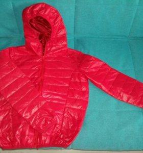 Новая тонкая курточка