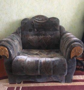 Кресло - кровать 2 шт.