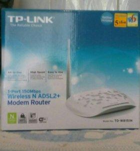 Роутер TP-LINK TD-W8151N