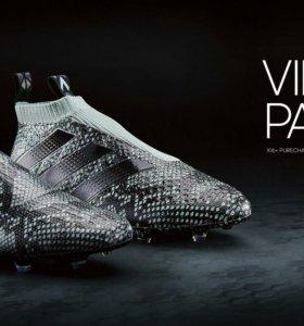 Змеиные Adidas X 16+ Purechaos Viper Pack